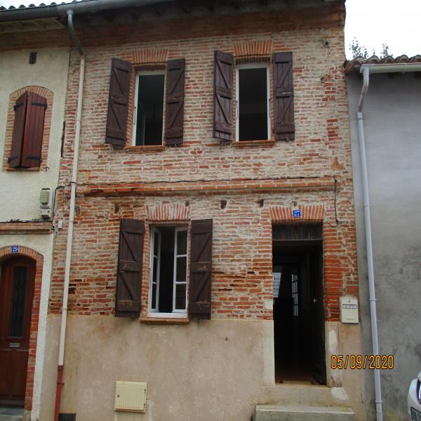 Offres de vente Maison de village Villenouvelle 31290